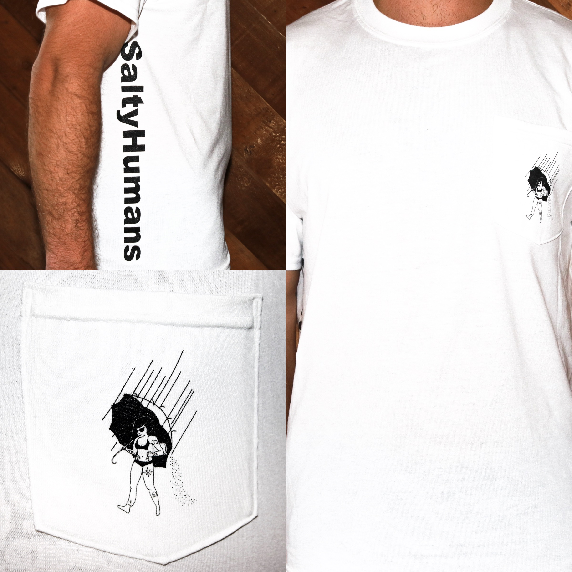 Pocket T's Available Now!